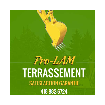 Terrassement Prolam logo