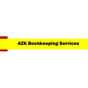 AZK Bookkeeping Services logo