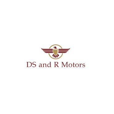 DS and R Motors logo