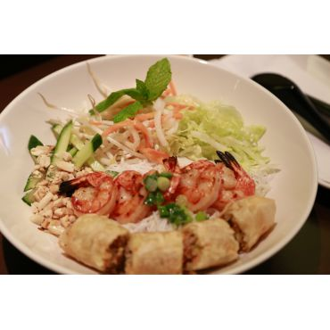 Grilled Shrimp Vermicelli