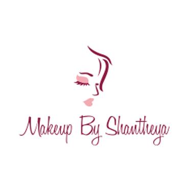 Makeup By Shantheya logo