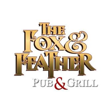 The Fox & Feather Pub and Grill logo