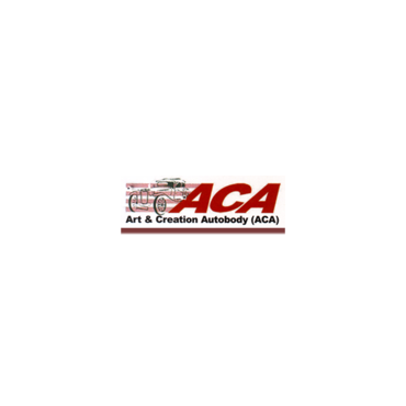 ACA Auto Body logo