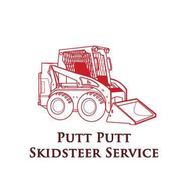 Putt Putt Skidsteer Service PROFILE.logo