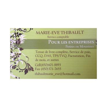 Marie-Eve Thibault Service-Comptable logo