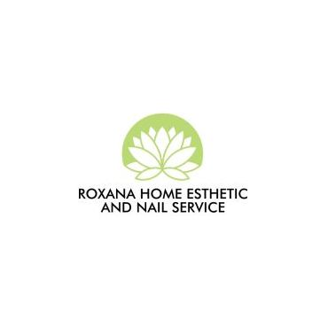 Roxana Home Esthetic and Nail Service PROFILE.logo