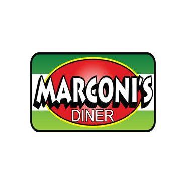 Marconi's Diner PROFILE.logo