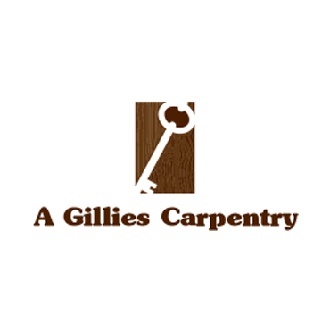 A Gillies Carpentry logo