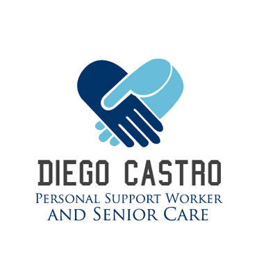 Diego Castro Personal Support Worker and Senior Care logo