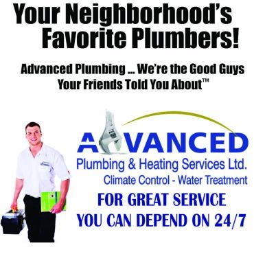 Advanced Plumbing & Climate Control Services PROFILE.logo