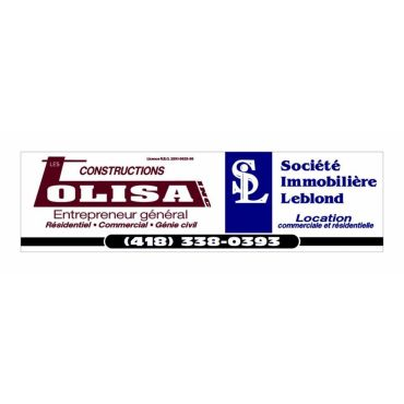 Constructions Olisa Inc logo