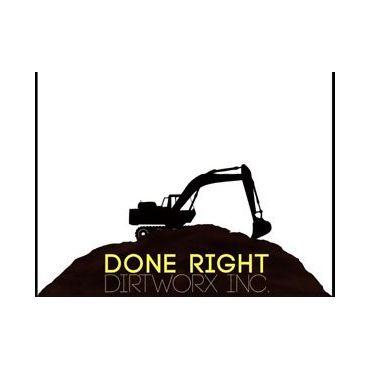 Done Right Dirtworx Inc PROFILE.logo