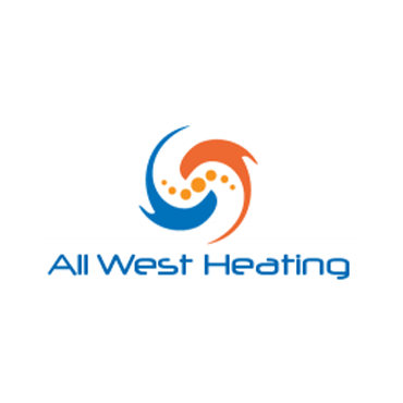 All West Heating logo