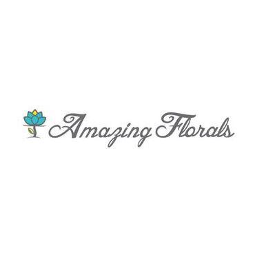 Amazing Florals logo