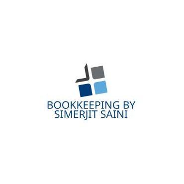 Bookkeeping By Simerjit Saini logo