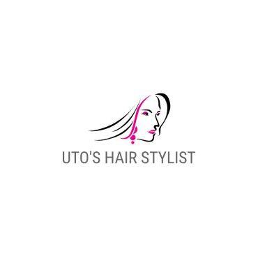 Uto's Hair Stylist PROFILE.logo