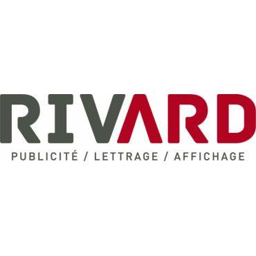 Rivard Lettrage logo