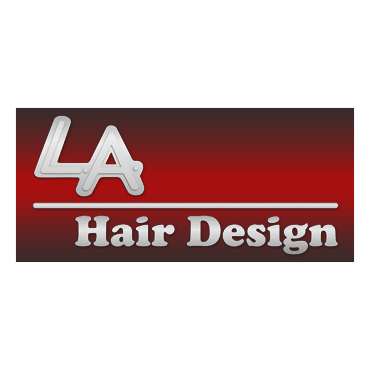 L.A. Hair Design logo