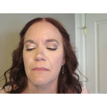 A Sophisticated Wedding Look
