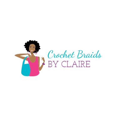 Crochet Braids by Claire PROFILE.logo