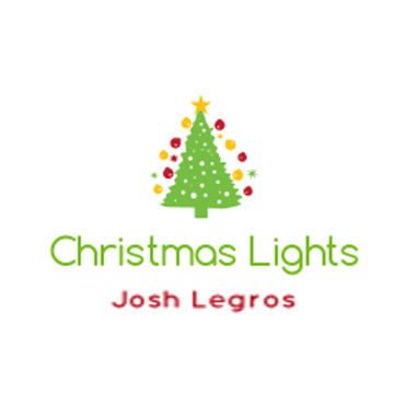 Josh's Christmas Lights PROFILE.logo