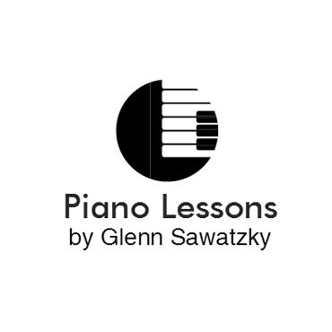 Piano Lessons by Glenn Sawatzky PROFILE.logo