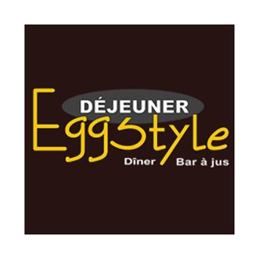 Dejeuners Eggstyle logo