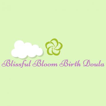 Blissful Bloom Birth Doula logo