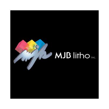 M J B Litho Inc logo