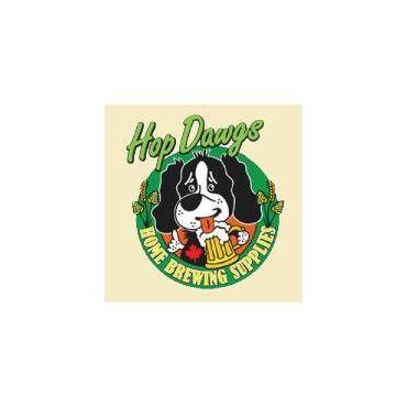 Hop Dawgs Home Brewing Supplies 2015 Ltd. logo