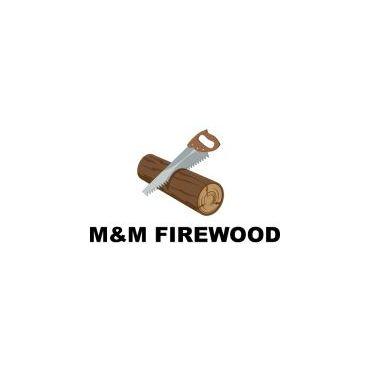 M&M Firewood logo