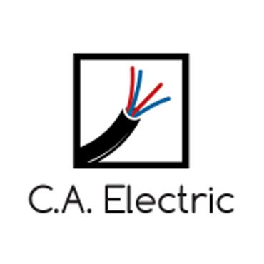 C.A. Electric PROFILE.logo