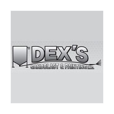 Dex's Sandblasting & Painting PROFILE.logo