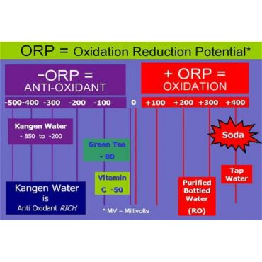 Potential to Reduce Oxidation