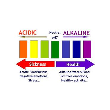 Acidic or Alkaline