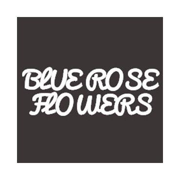 Blue Rose Flowers logo