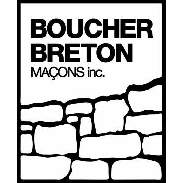 Boucher, Breton Maçons inc. logo