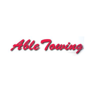 Able Towing 1997 logo