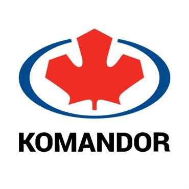 Komandor Closets and Doors PROFILE.logo