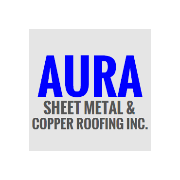 Aura Sheet Metal and Copper Roofing PROFILE.logo