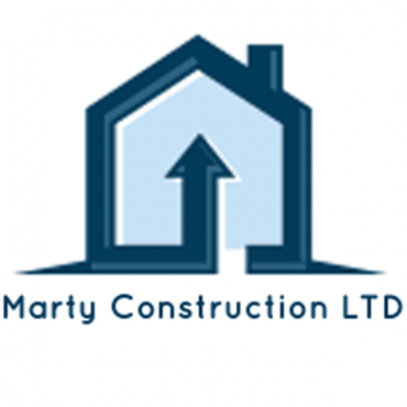 Marty Construction LTD logo