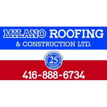 Milano Roofing & Construction Ltd. logo