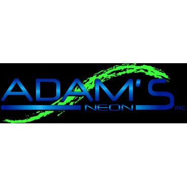 Adam's Néon Inc logo