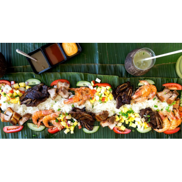 Kamayan, a feast for all your senses