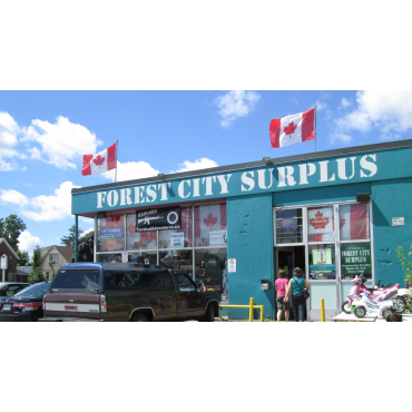 Forest City Surplus Ltd logo