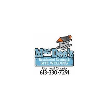 MacDee's Residential Roofing & Site Welding PROFILE.logo