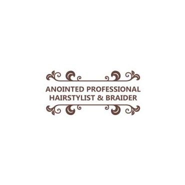 Anointed Professional Hairstylist and Braider PROFILE.logo