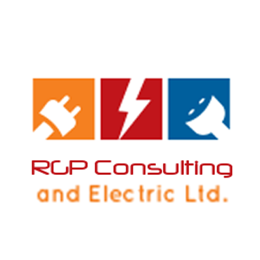 RGP Consulting and Electric Ltd. Electrical Services logo