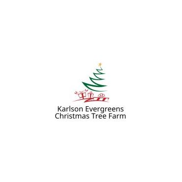 Christmas Tree Farm Logo.Karlson Evergreens Christmas Tree Farm In Embrun On