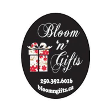 Bloom'n'Gifts logo